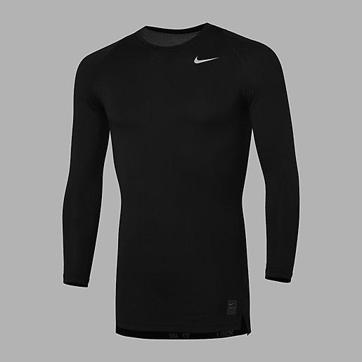 tee shirt manche longue compression nike