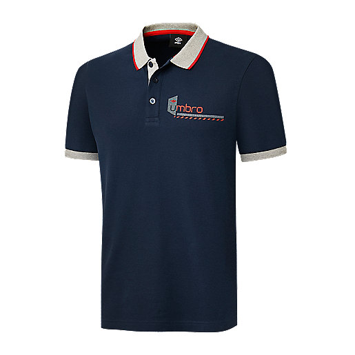 51a0e6ef4c Polo manches courtes homme Game Multicolore 7050506 UMBRO