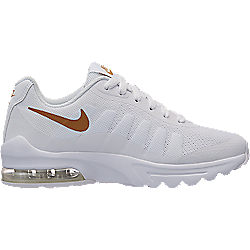 chaussure de ville nike air max blanc invigor gs