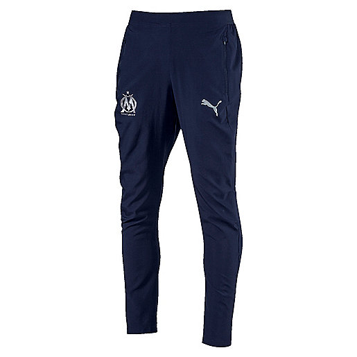 Pantalon d'entraînement football homme OM 2018/2019 Multicolore 754005  PUMA