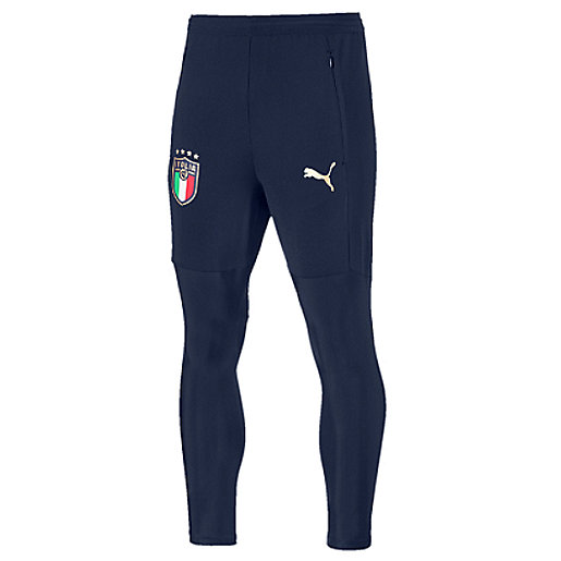 Pantalon Homme Italie FIGC Pro 19/20 PUMA   INTERSPORT