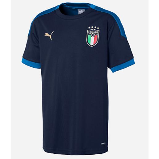 Maillot D'entraînement Enfant Italie FIGC 19/20 PUMA   INTERSPORT