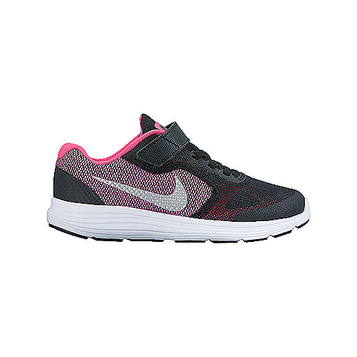 uk availability 1c9d1 5f558 Chaussures de running enfant Revolution 3 819417 NIKE