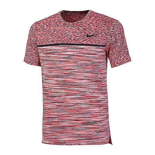 c597f239183bf T-shirt de tennis manches courtes homme Court Dry Challenger 830907 NIKE