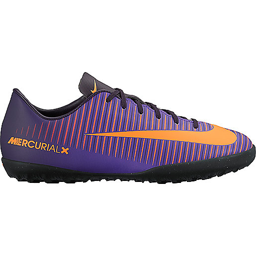 discount shop good texture info for Chaussures football garçon Mercurial Vapor Xi Tf NIKE