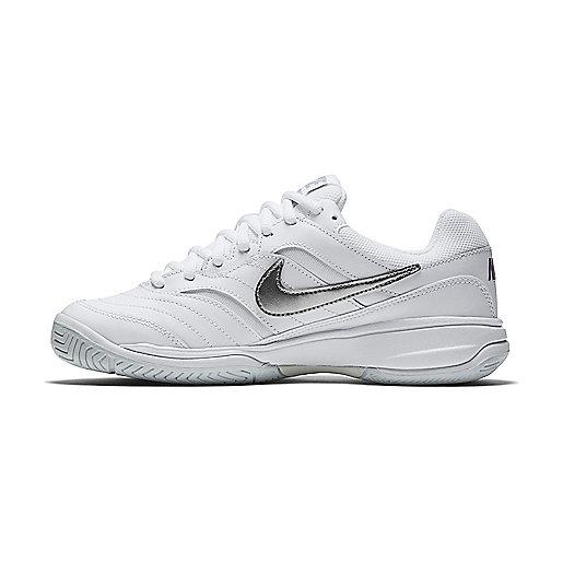 online store 2ea51 b3090 Chaussures de tennis femme Court Lite Multicolore 845048 NIKE