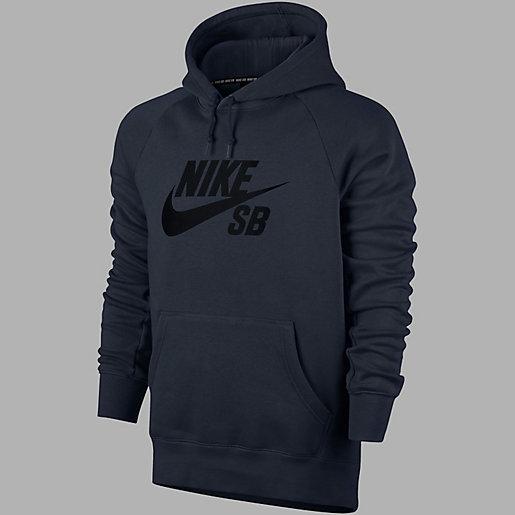 Nike Capuche Intersport Sweatshirt Homme À Icon Sb CRcwU6q
