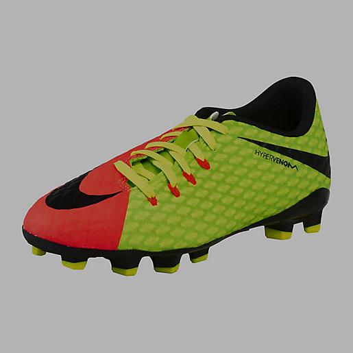 big sale aed7d 0f6eb Chaussures de football homme Hypervenom Phelon III Fg NIKE