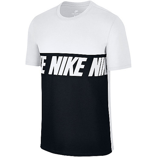 available another chance new authentic Tee-Shirt Homme M Nsw Tee Av15 Blk Repeat NIKE