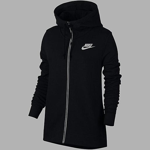 Intersport Hoodie Veste Nsav15 Femme Nike Fz xqHp40Hw