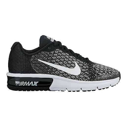 nike air max sequent 2 femme intersport