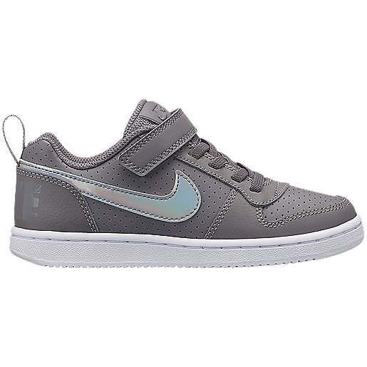 Sneakers Borough NikeIntersport Low Court Fille JTcul5FK13