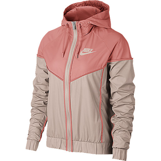 dc0b2548647f Veste coupe-vent femme Sportswear Windrunner Jacket 883495 NIKE