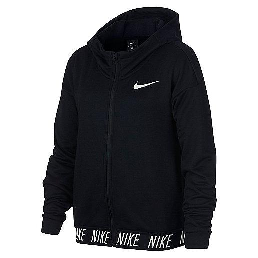 Studio Intersport Enfant Nike Capuche À Zippée Dry Veste Core 4qwr74 NwP8O0knX