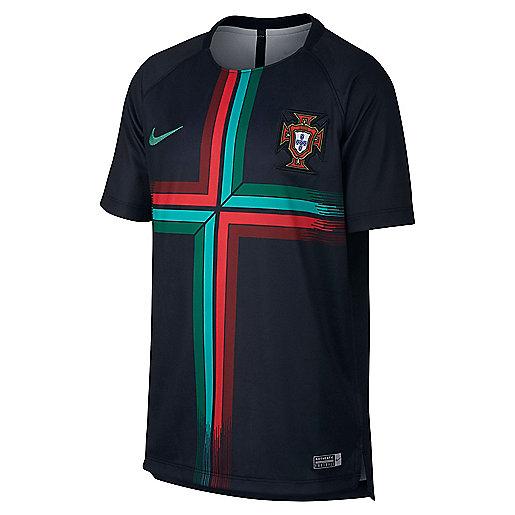 207c456cb5f02 Haut d entraînement football enfant Portugal 2018 Multicolore 893715 NIKE