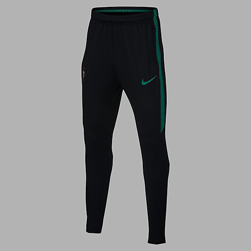 pantalon entraînement portugal squad noir junior