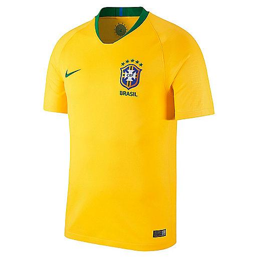 Maillot de football homme Équipe Du Brésil domicile Multicolore 893856 NIKE 312c9e1d25b