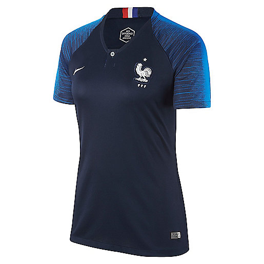 60571e4a5 Maillot femme Équipe De France domicile Multicolore 893952 NIKE