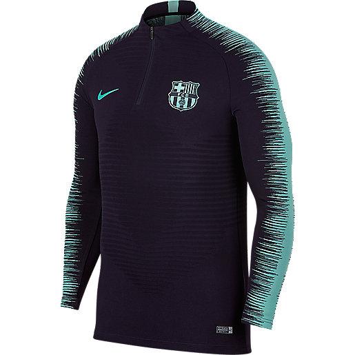 49eafa53390 Haut d entraînement homme VaporKnit Strike FC Barcelone Multicolore 894188  NIKE