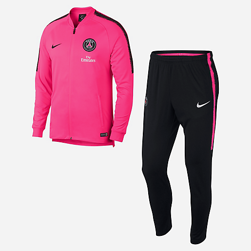 presenting 100% genuine first look Survêtement homme PSG 18/19 NIKE