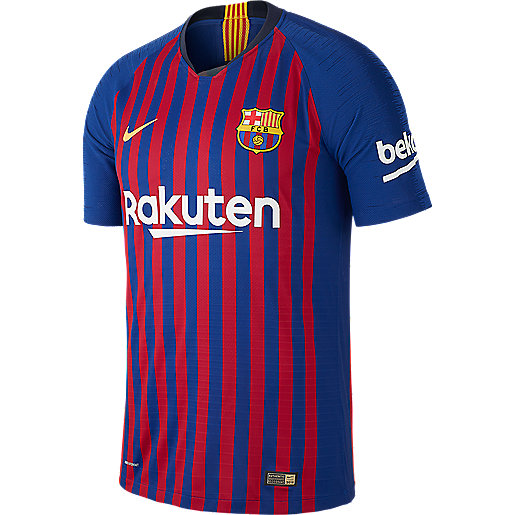 Maillot de football homme Vapor FC Barcelone domicile Match Multicolore 894417  NIKE