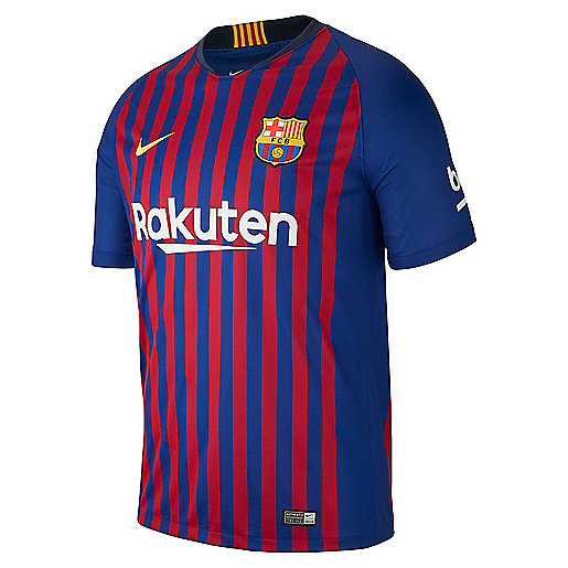 Maillot de football homme FC Barcelone domicile Multicolore 894430  NIKE