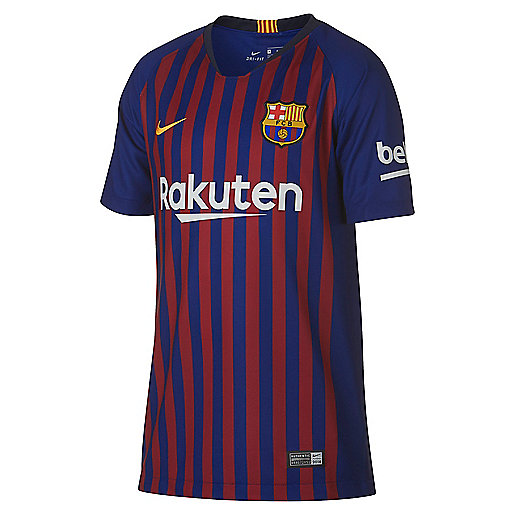 Maillot enfant Breathe FC Barcelone Stadium domicile Multicolore 894458  NIKE