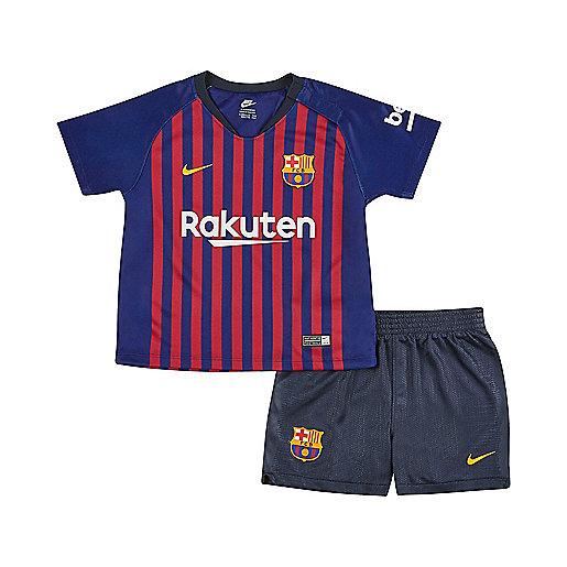 669f3e5106d55 Maillot de football enfant Breathe FC Barcelone Home Multicolore 894485 NIKE