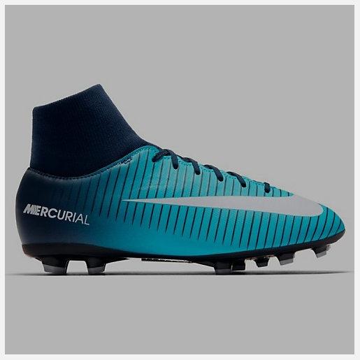 Chaussures de football garçon Mercurial Victory Df Fg NIKE