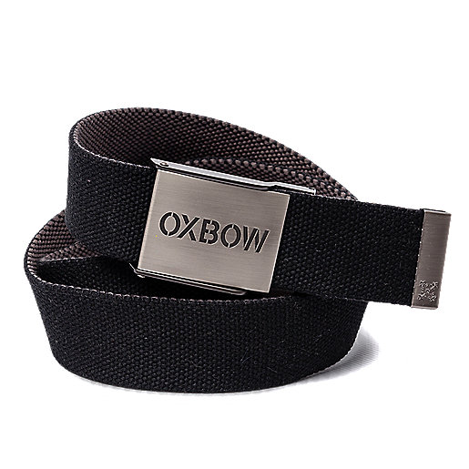 Ceinture Sangle Réversible Tari NOIR OXBOW   INTERSPORT e80a4bd0d34