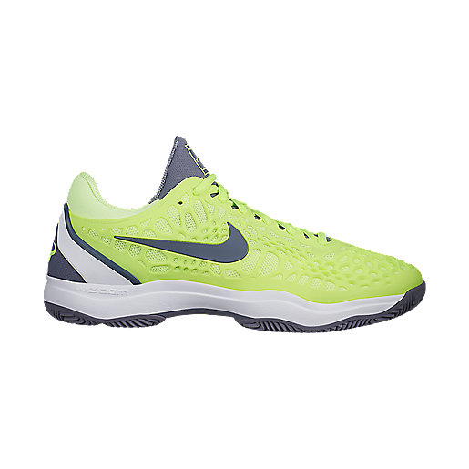 1b8ae3a83588 Chaussures de tennis homme Air Zoom Cage 3 Cly Multicolore 918192 NIKE