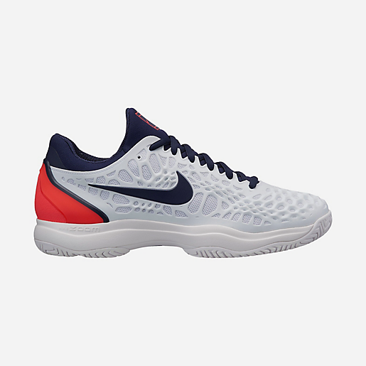 new arrival 2eb16 b8d91 Chaussures de tennis adulte Zoom Cage 3 NIKE