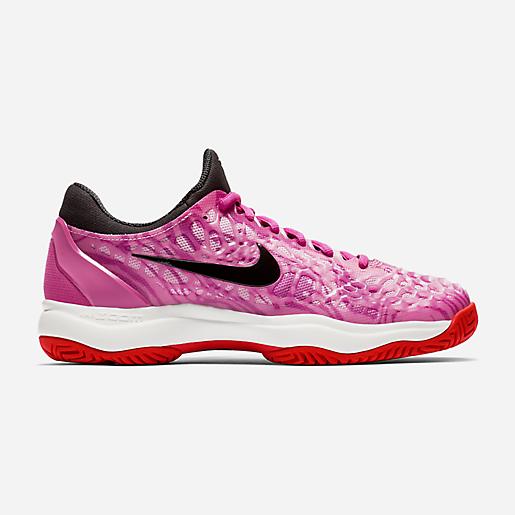 the latest 94bae 6b4bb Chaussures de tennis femme Wmns Air Zoom Cage 3 Hc NIKE