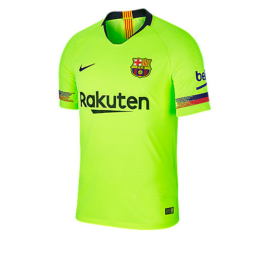 Maillot manches courtes homme Vapor FC Barcelone Away Match Multicolore  918912 NIKE ee936d03155