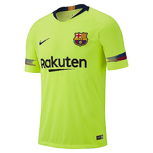 Maillot de football homme Breathe FC Barcelone Stadium Away Multicolore 918990  NIKE
