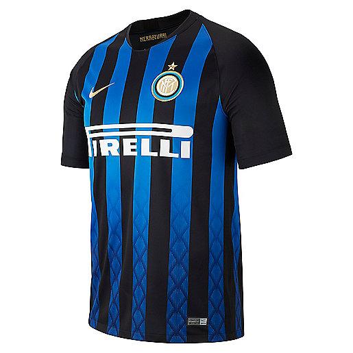 Maillot de football homme Breathe Inter Milan domicile Stadium Multicolore  918999 NIKE 5ee9e543a50