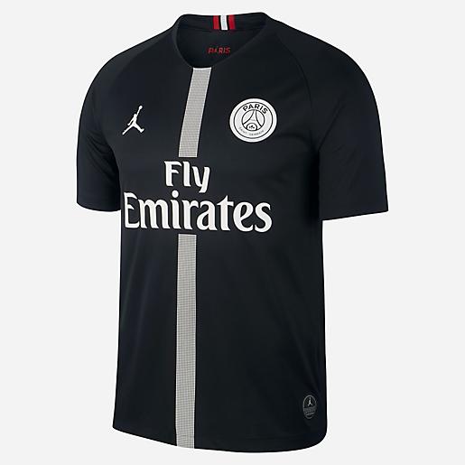 ce2c5e6808 Maillot De Football Homme PSG Replica Third 2018/2019 NIKE | INTERSPORT