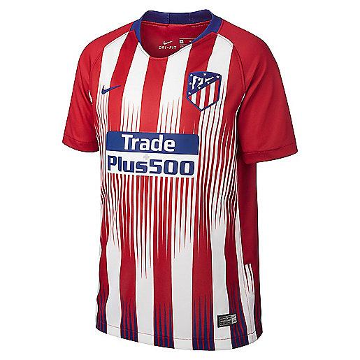 d73556e4d4768 Maillot enfant Breathe Atlético de Madrid domicile Stadium Multicolore  919230 NIKE