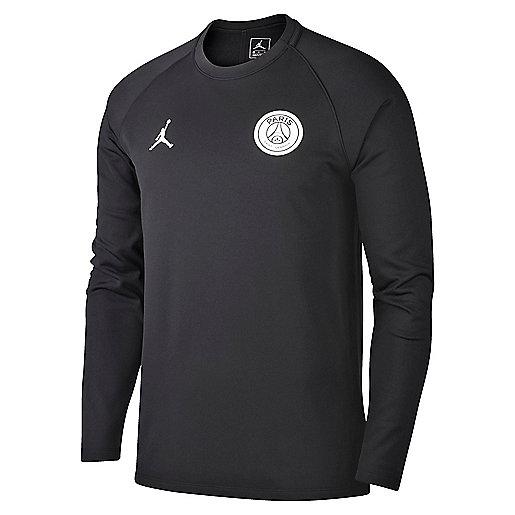 3b58145917b Sweatshirt homme PSG Dry Squad Crew Gx Cl Multicolore 9199210 NIKE