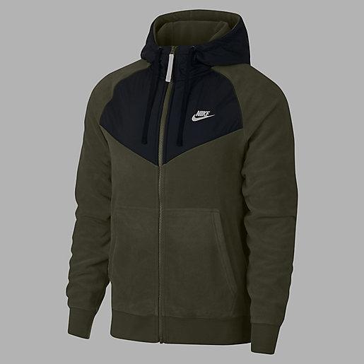 Veste Zippée À Capuche Homme Sportswear Core Winter NIKE