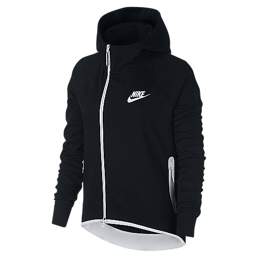 Veste zippée à capuche femme Sportswear Tech Fleece Multicolore 930757 NIKE c6d0a757f8d
