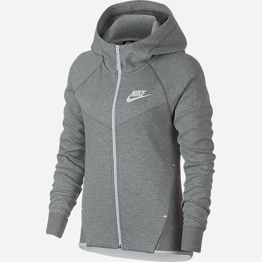 Veste Nike Fleece À Zippée Tech Sportswear Intersport Capuche Femme qrSRzxw7q