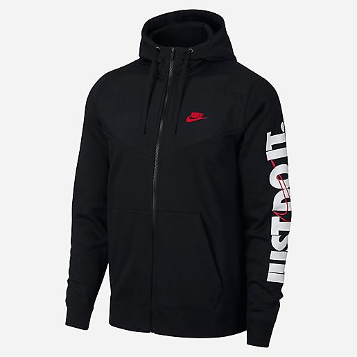 Nike Capuche Zippée Intersport Veste Homme À Sportswear B4fwwXq