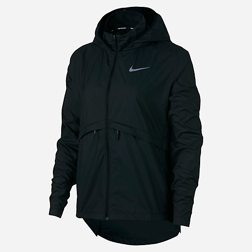 info for best quality cheap for sale Veste de running coupe-vent femme Essential NIKE