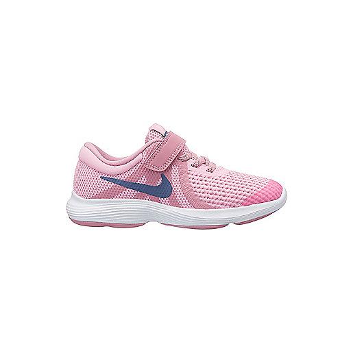 917a9c33e1ecf Chaussures de running enfant Revolution 4 Multicolore 943307 NIKE