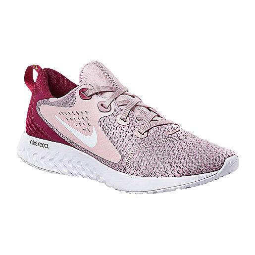 half off b0bc5 5d4e1 Chaussures de running femme Legend React Multicolore AA16261 NIKE