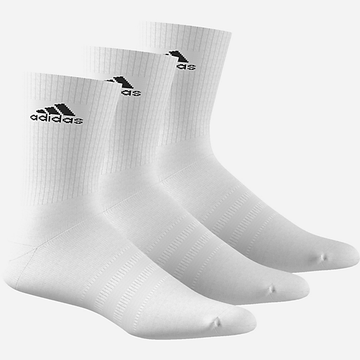 Lot de 3 paires de chaussettes de training adulte Performance ADIDAS