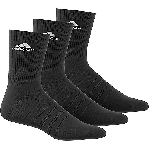 Chaussettes de training Pack 3S Performance noir AA2298  ADIDAS