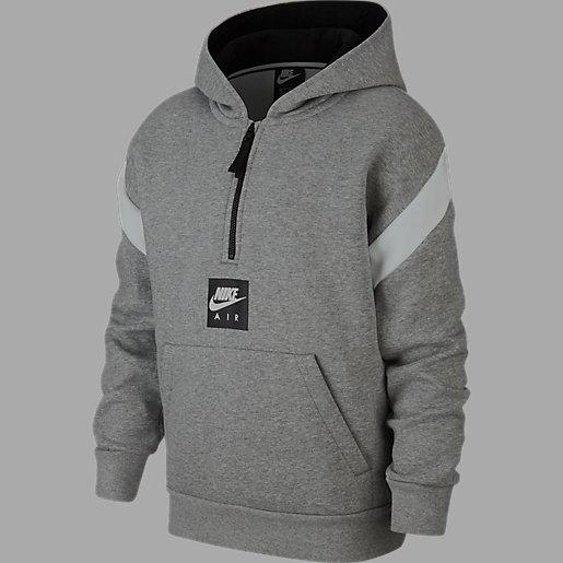 Air Capuche Nike Sweatshirt Zippé À Garçon QtrdhsC