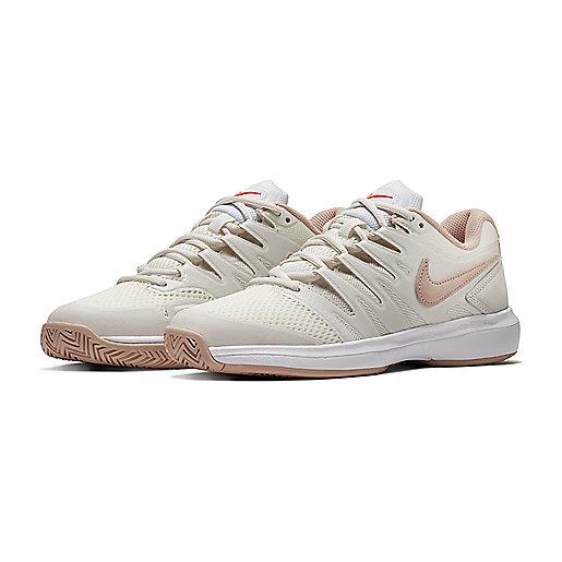 the latest c3bb2 a1045 Chaussures de tennis femme Air Zoom Prestige Hc Multicolore AA8024 NIKE